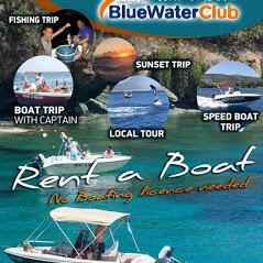 Rent a Boat on Crete Island