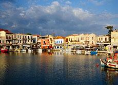 Rethymno town Crete